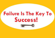 Failure Key to Success