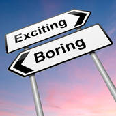 Boring-Exciting